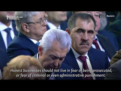 American Financier's Detention In Moscow Rattles Investors