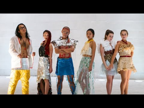 GoGreen Week | Trash Fashion Show at Shanghai Himalayas Museum