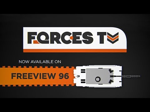 Forces TV Lands On Freeview! More Military Stories, Gaming And Sports