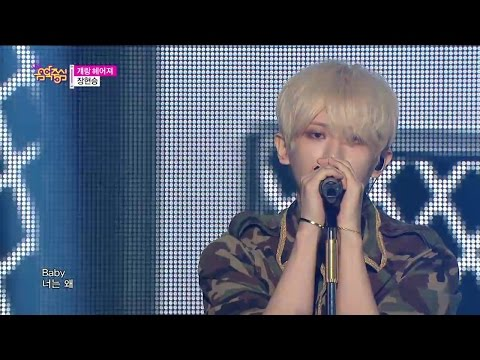 【TVPP】Jang Hyun-seung(BEAST) - Break up with him, 걔랑 헤어져 @ Solo Debut Stage, Show Music core Live