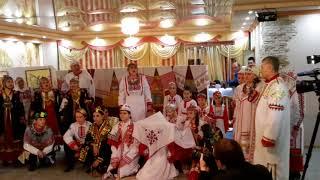 Чувашская свадьба 2. Город Муравленко 03.11.2017