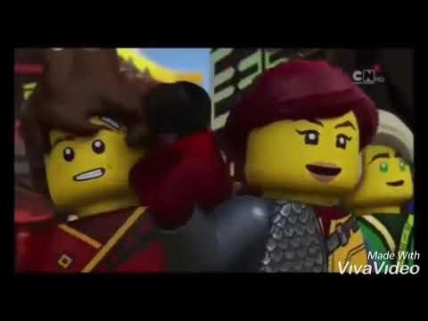 Искра. Лего ниндзяго.