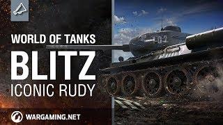 World of Tanks Blitz - T-34-85 Rudy