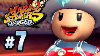 Toad Triumph || Mario Strikers Charged - #7