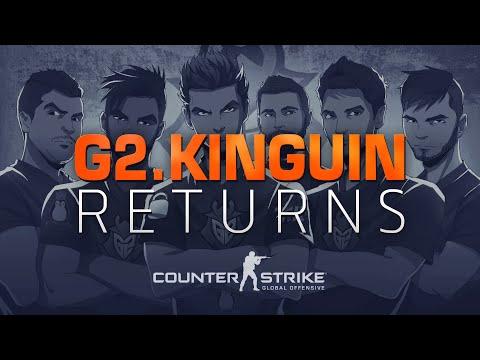 G2 Kinguin presents new CS:GO team - G2 Esports