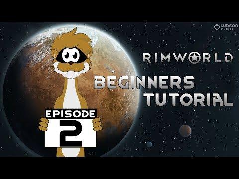 Rimworld Complete Beginner Tutorial #2 - Scenario, Storyteller, World Creation and Colony Location