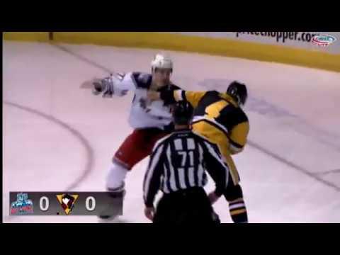 Ryan Graves vs Zach Trotman Dec 29, 2017