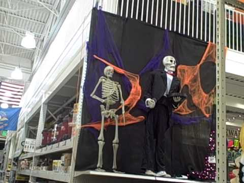 halloween life sizes at menards - Menards Halloween Decorations