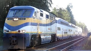 Video CP, CN and West Coast Express at Pitt Meadows - July 20th, 2016 download MP3, 3GP, MP4, WEBM, AVI, FLV Desember 2017