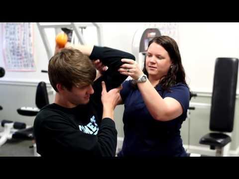 Meet Leslie Adkins, MSAT, ATC, PTA