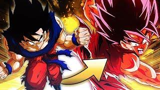 DEFINITELY The Best Dokkan Battle Kaioken Goku, And It's Not Even Close ...