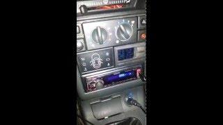 видео Система отопления ВАЗ-2114: описание, особенности и неисправности
