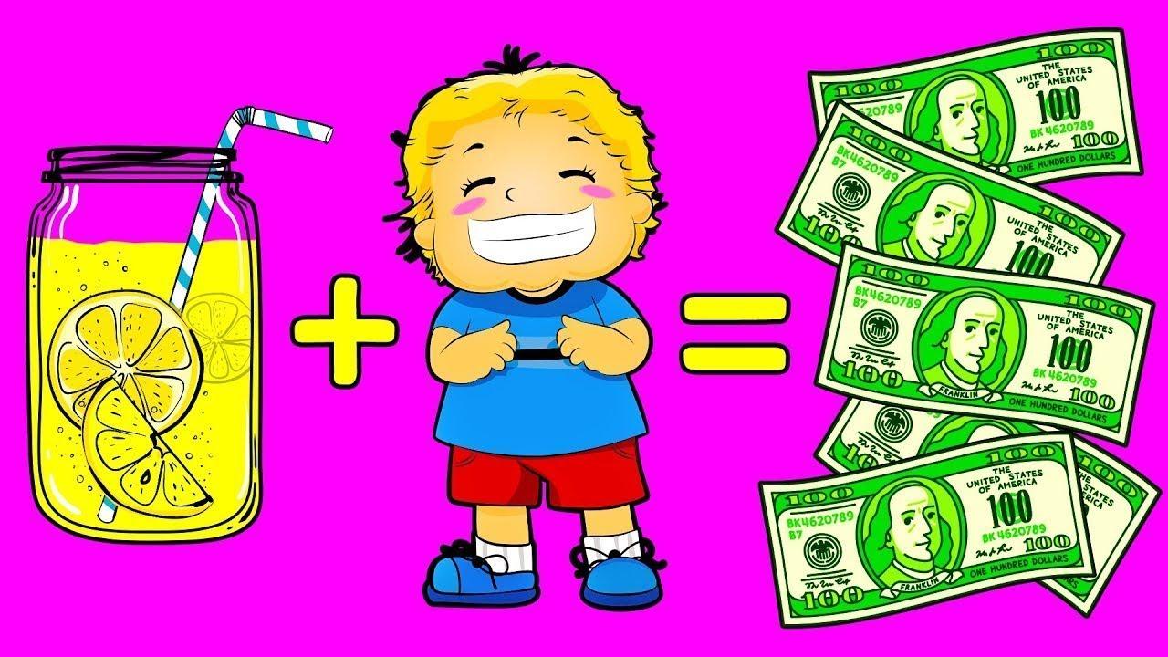 Als Kind Geld Verdienen