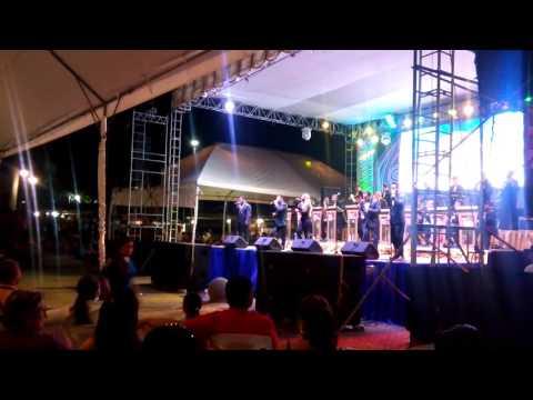 Inicio de Cabalgata de Nahuizalco 2016 fiestas patronales.