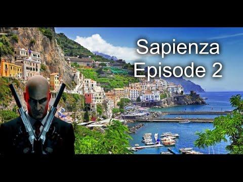 Sapienza Episode | HITMAN: World of Assassinations Part 3