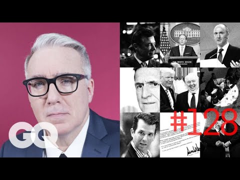Trump's Nine Russia Scandals | The Resistance with Keith Olbermann | GQ