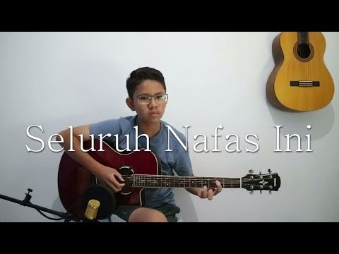 Last Child - Seluruh Nafas Ini ft. Gisella | Fingerstyle Guitar Cover