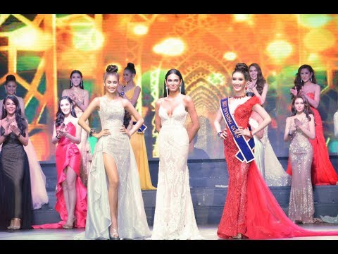 Miss trans star thailand 2018 Crowning Moment