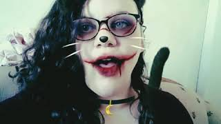 Violet is a Zombie Kitty?