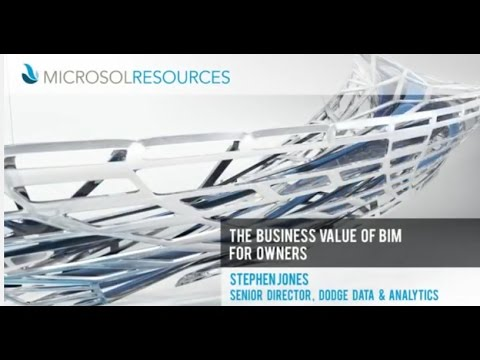 The Business Value of BIM for Owners