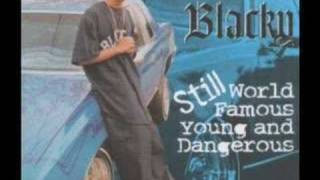 Lil Blacky-Gangsters Get Lonely Too
