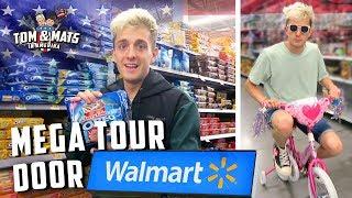 MEGA WALMART TOUR & ALLE RARE PRODUCTEN! 🇺🇸🤯 | Tom & Mats in Amerika #6