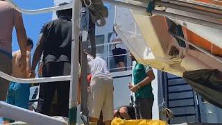 España acogerá a 15 migrantes del Open Arms, según el Gobierno