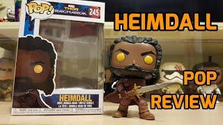 Heimdall Thor Ragnarok Pop Vinyl Review