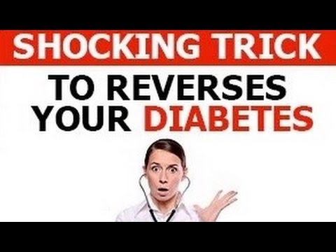 How to REVERSE Your Diabetes! *MUST WATCH*