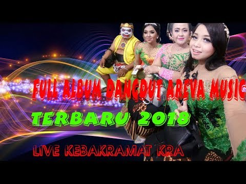 FULL ALBUM TERBARU DANGDUT AREVA MUSIC HOREE | LIVE KEBAKRAM