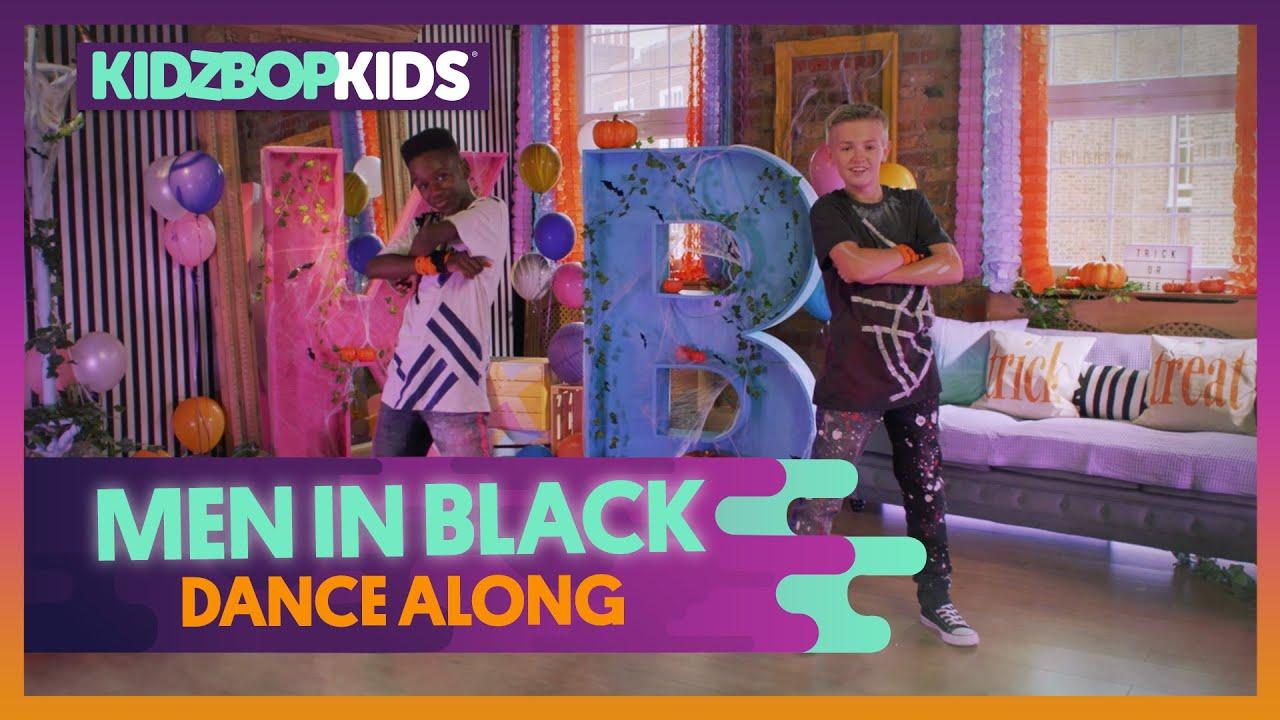 KIDZ BOP Kids - Men In Black (Dance Along) [KIDZ BOP Halloween]