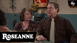 Roseanne And Dan's Anniversary - Roseanne