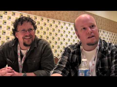 SDCC 2013 Interview: Cloudy with a Chance of Meatballs 2 Directors Cody Cameron & Kris Pearn Mp3