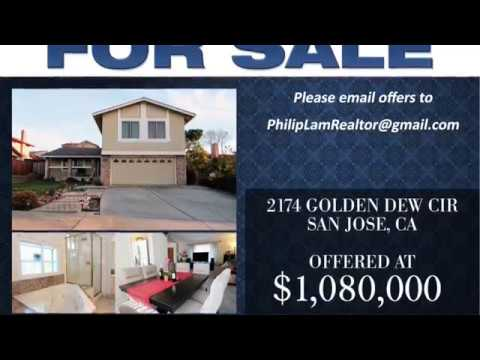 A Beautiful Home Waiting For A New Owner – San Jose, CA