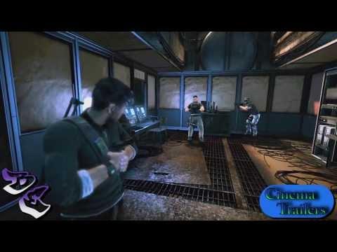 Splinter cell conviction Cinematic trailer