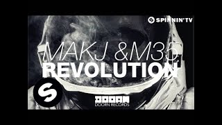 MAKJ & M35 - Revolution (OUT NOW)