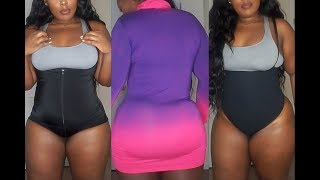 Fat back issues? Big belly problems? Shapewear haul ft. Shop500Boutique.com + 2 Winner Giveaway