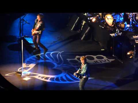 "Bon Jovi ""Because We Can"" Live @ Tampa Bay Times Forum 3/1/13"