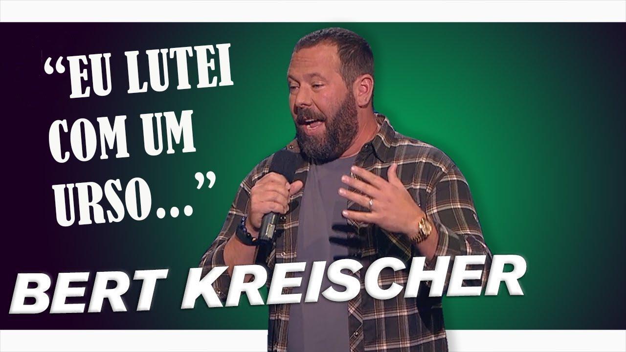 Bert Kreischer - Beijando Um Urso de Língua (Legendado)