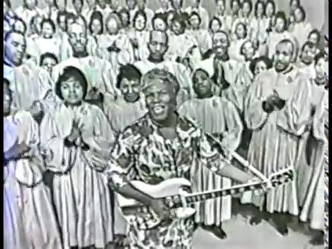 Sister Rosetta Tharpe - Up Above My Head