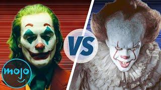 The Joker vs. Pennywise