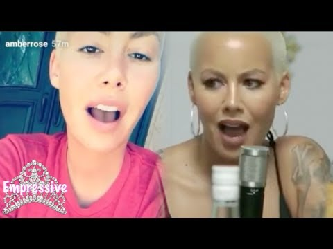 Download Youtube: Amber Rose apologizes after saying people from Philly are
