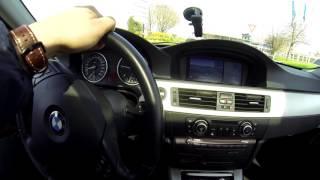 ВОЛК В ОВЕЧЬЕЙ ШКУРЕ   BMW E90 335D 286HP  Взгляд изнутри