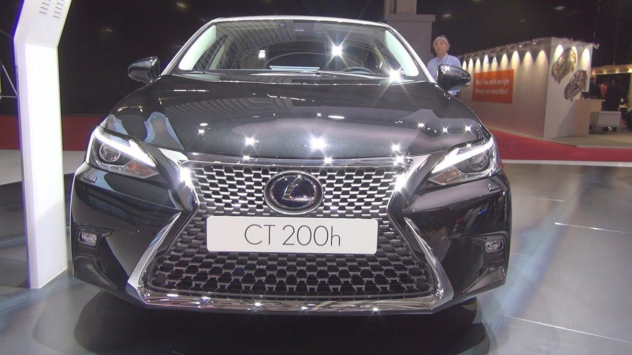 Lexus Ct 200h Seduction 2019 Exterior And Interior Youtube