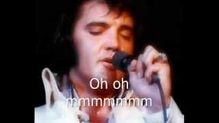 Elvis Presley - I Will Be True   with lyrics