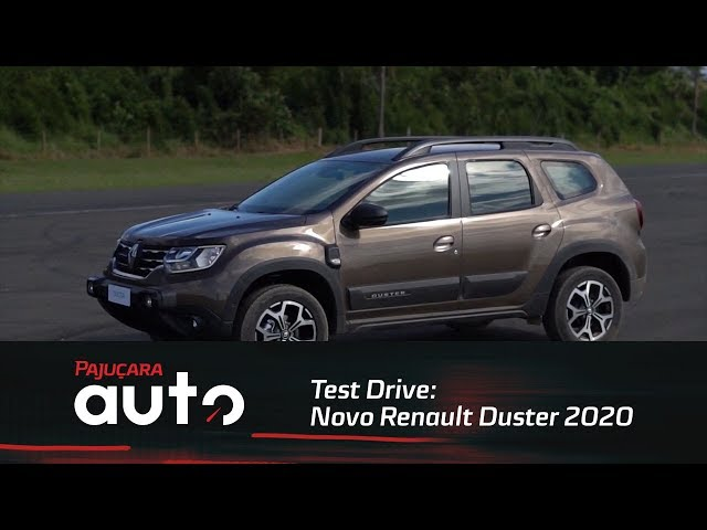 Test Drive: Novo Renault Duster 2020