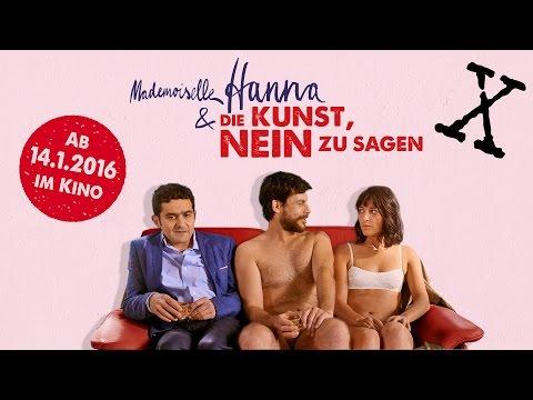 MADEMOISELLE HANNA & DIE KUNST, NEIN ZU SAGEN | Trailer (XV) german - deutsch [HD]