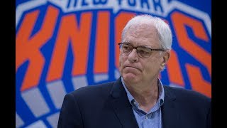 Wow Macktology Breaks Down How Phil Jackson Is An Overrated Coach., Says Pop Is Better 1