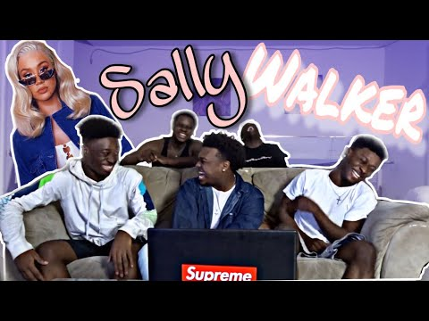 Iggy Azalea - Sally Walker (Official Music Video)(Reaction)
