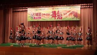Publication Date: 2019-04-09   Video Title: 20181208_第38屆大埔區校際舞蹈比賽